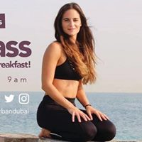 Yoga and healthy breakfast at Urban Bistro