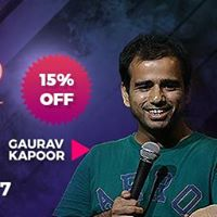 A Stand-up Evening ft. Gaurav Kapoor and Siddharth Dudeja