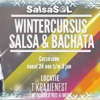 Wintercursus Salsa LA Salsa Cubana en Bachata Sensual