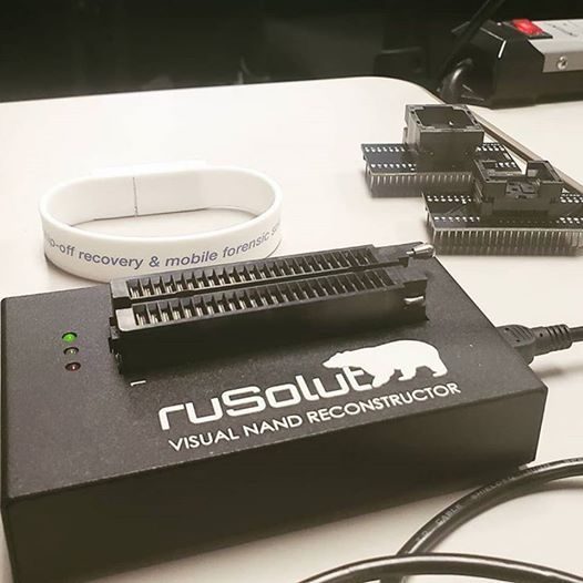 RuSolut USB SD NAND Data Recovery & Repair Forensics at H-11