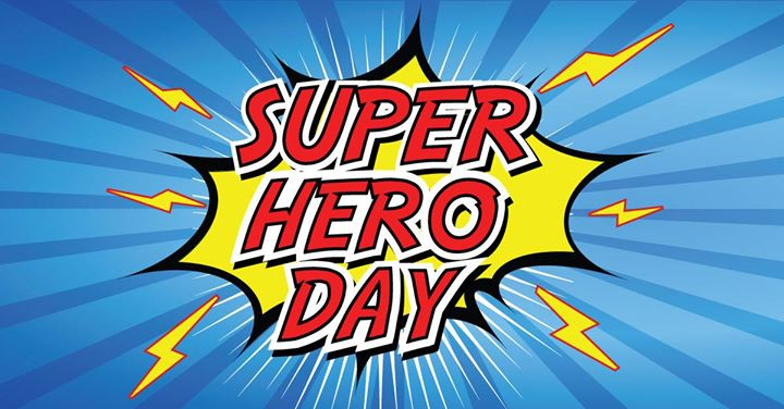 Super Hero Day At Wheeling Park District Wheeling