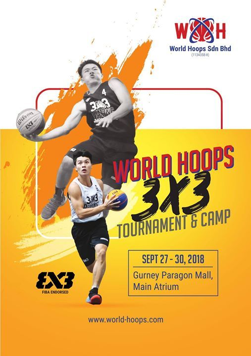 World Hoops 3x3 Tournament & Camp