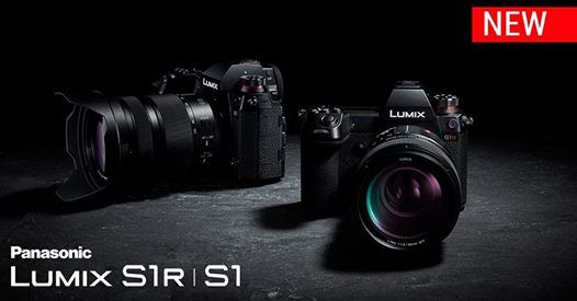 Introducing the New Panasonic Lumix S1r and S1