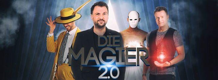 Die Magier 2.0 (neue Show) - in Oldenburg