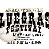 LRB at Laurel County Shrines Club Bluegrass Festival