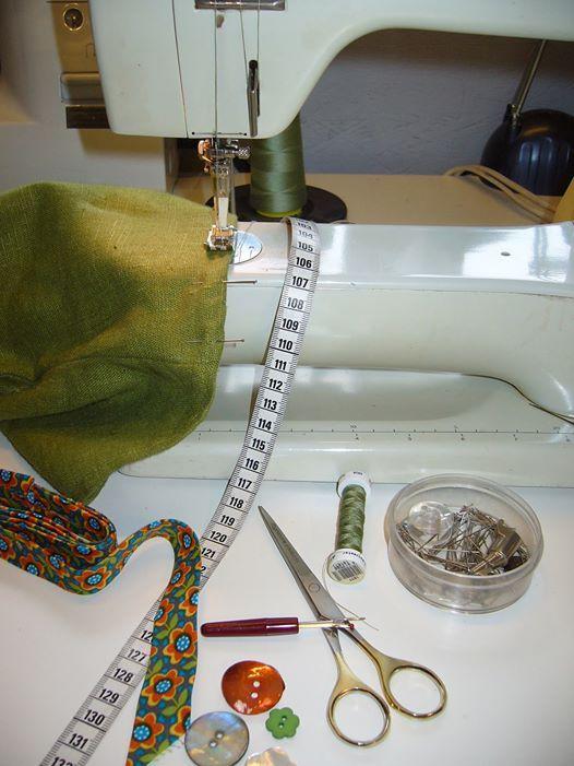 Atelier Initiation  la couture Chez Titake (complet)