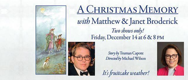 a christmas memory story