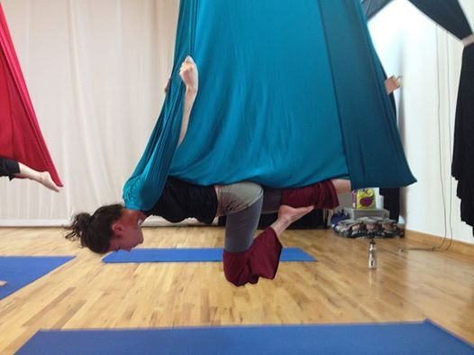 Kids Aerial Yoga At Yoga Haven Scarsdale Tuckahoe Ny New York