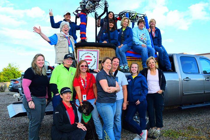 US Women National Balloon Championships