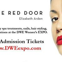 Red Door Spa at DWE Womens Expo