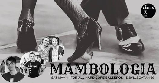 Mambologia by Sabor Latino & Friends