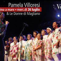 Pamela Villoresi &amp DdM