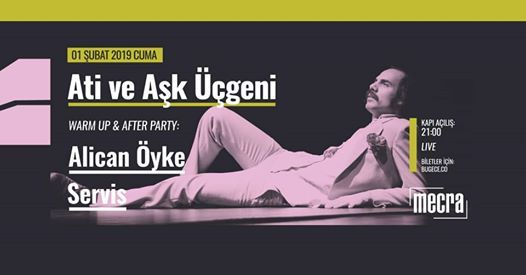AT VE AK geni [live]  After Party