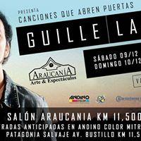Canciones que abren puertas - por Guille Lara