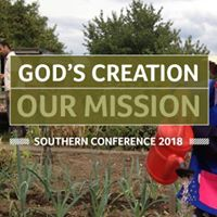 Gods Creation Our Mission - southern conference 2018