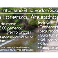 13vo perriturismo El SalvadorGuatemala