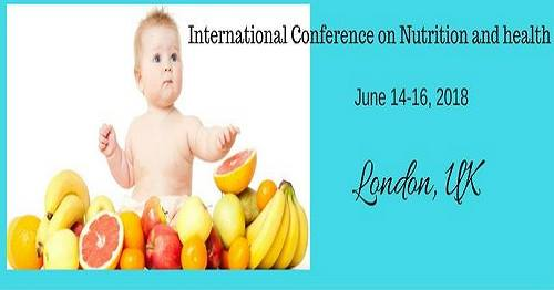 16th International Conference on Nutrition and Health