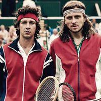 FTU BORG-film for tennis-entusiaster