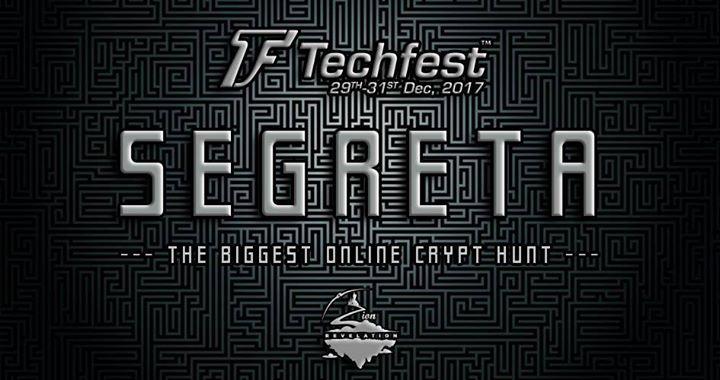 Segreta The Biggest Online Crypt Hunt