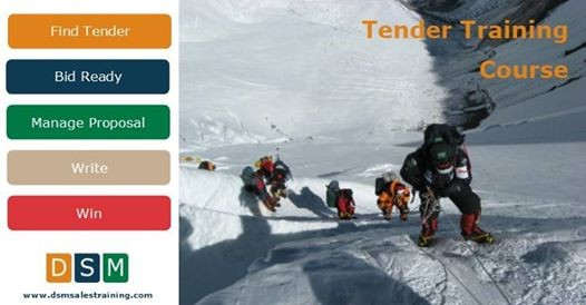Tenders Bid Writing and Management Course Dublin 1 Day