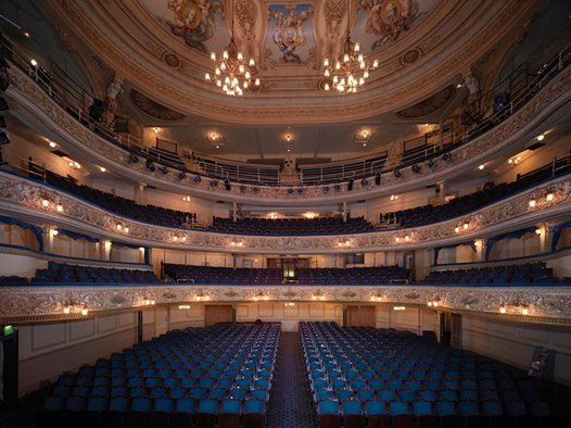 125 Celebration Open Day Tour at Blackpool Grand Theatre