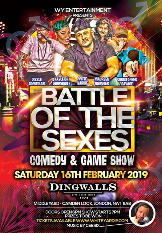 London Comedy and Game Show