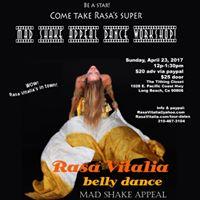 Rasa Vitalia in LA 42316 - Mad Shake Appeal Workshop