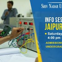 Information Session- Jaipur