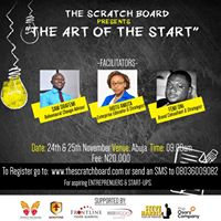 The Art of The Start comes with 1month free coaching