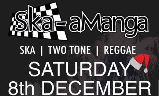 SKA-AMANGA Ska & Reggae!!!