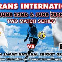 International Veterans Football Invitational - Day 2