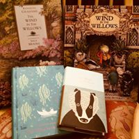 Christmas Bookclub &quotThe Wind In The Willows&quot
