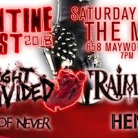 Valentine Vixenfest at The Maywood
