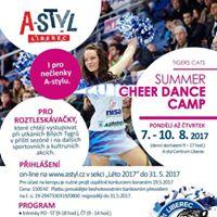 Summer Cheer Dance Camp