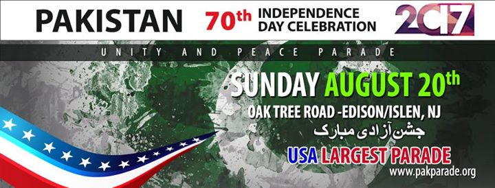 Pakistan Day Parade NJ