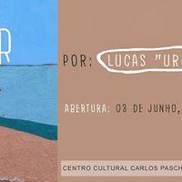 Exposio &quotFLOR E SER&quot de Lucas Ururah