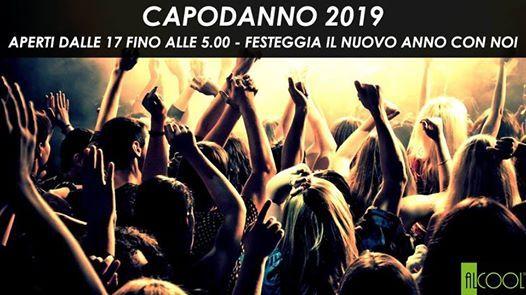 Capodanno da Alcool Cagliari