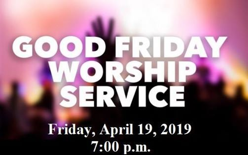 Image result for good friday worship 2019