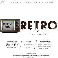 RETRO 17(THE CLUB BANGER)
