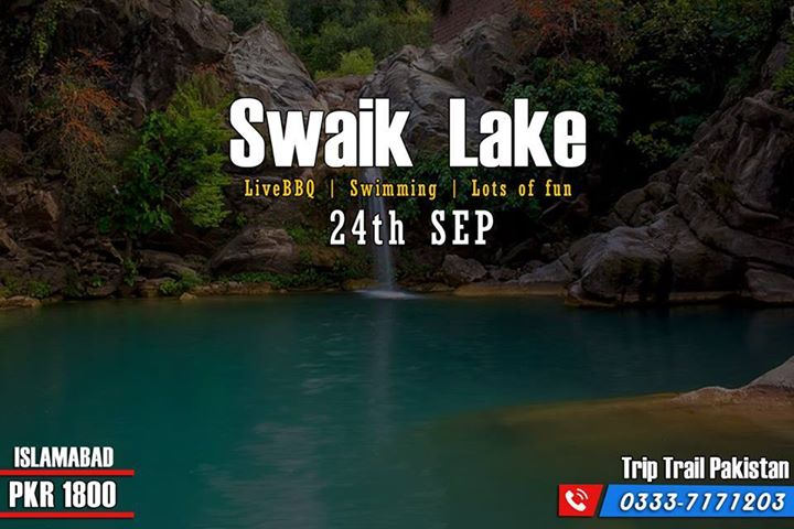 1 Day Trip to Swaik Lake and Live BBQ