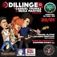 DillInger  Gabriel &amp Erika Martins Autoramas Ramonesmania BH
