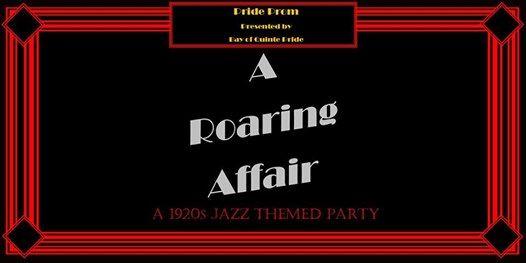 Pride Prom - A Roaring Affair
