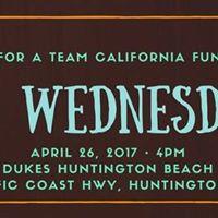 Big Wednesday - POCA Team California Fundraiser