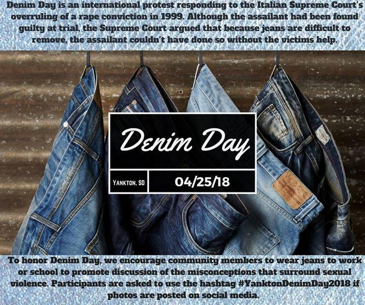 Denim Day 2018 - Yankton at Yankton Yankton