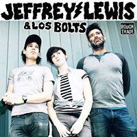Jeffrey Lewis &amp Los Bolts  Atlanta Show with Count Vaseline