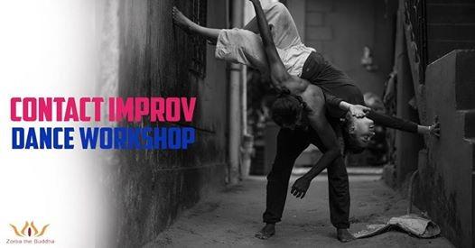 Contact Improv Dance Workshop