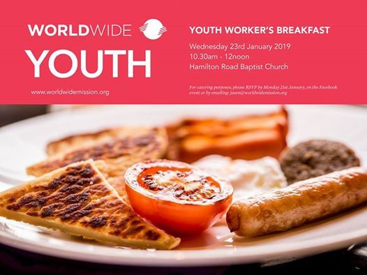 Youth Workers Breakfast