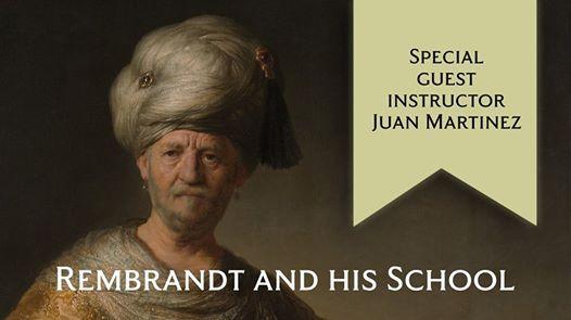 Workshop Rembrandt and his School