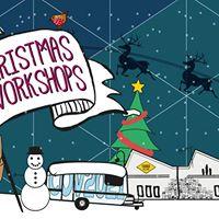 FarGos Christmas Workshop 1 featuring Clare Pentlow