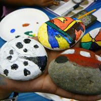 Community Art Rocks